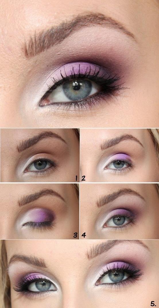 Wonderful Eye Makeup Tutorials You Need To Copy: Wonderful Eye Makeup Tutorials 2015