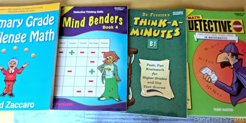 Books for Advanced Math Learners