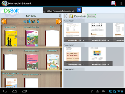 BSE SMP Kelas 8 - screenshot thumbnail