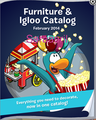Saraapril in Club Penguin: Furniture and Igloo Catalog