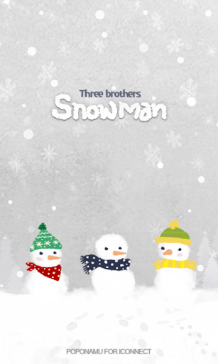 Snowman brothers go launcher