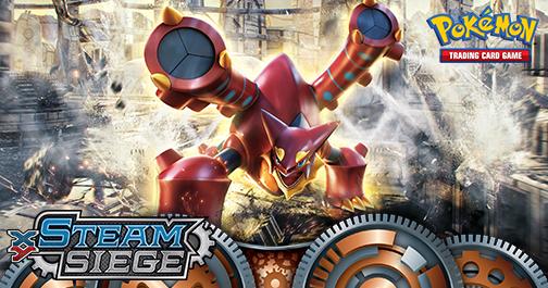 Resultado de imagen de xy steam siege