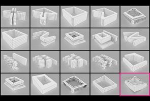 proyecto arquitectura Residencia de estudiantes
