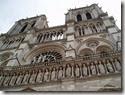 París. Catedral de Notre Dame. Exterior - P9291203