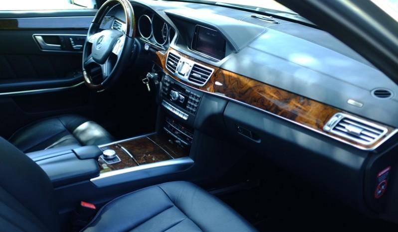 Xe Mercedes Benz E400 cũ màu bạc 2014 016