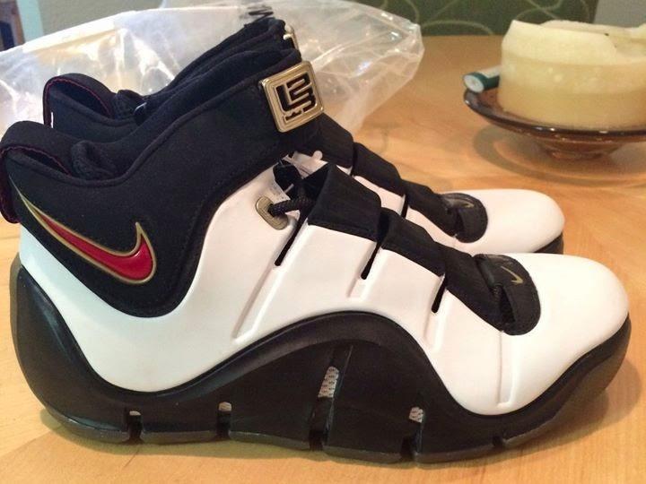 1dc2bee3e598 Throwback Thursday Nike Zoom LeBron IV 8220Remix8221 Sample ...
