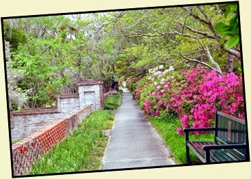 02e - Brookgreen - walking the paths