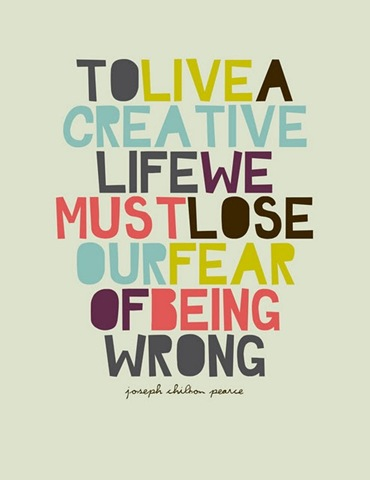 to-live-a-creative-life-we-must-lose-our