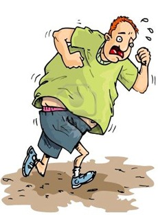 cartoon-of-overweight-runner-trying-to-lose-weight