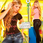 Angelica Jaramillo y Sofia Jaramillo Modelando D'Axxys Jeans Foto 25