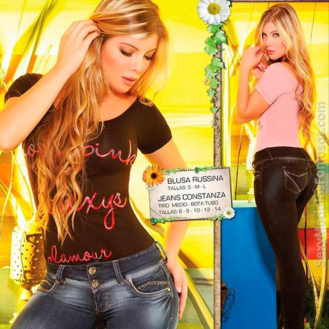 Angelica Jaramillo y Sofia Jaramillo Axxys Jeans Foto 25