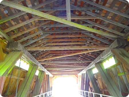 Bridge inside