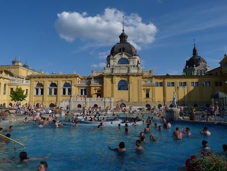 Spa Budapesta: Baile Szechenyi