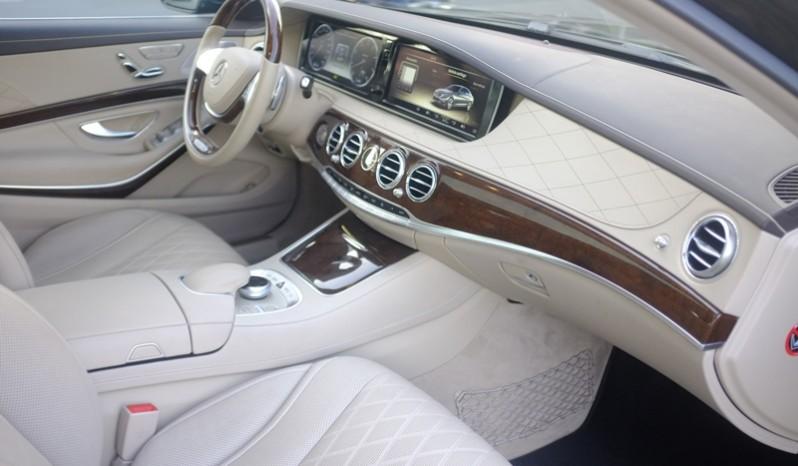 Nội thất  xe Mercedes Benz S500 cũ 2013 nhập đức 010