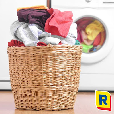 Save energy by washing your clothes in cold water Sheets underwear and