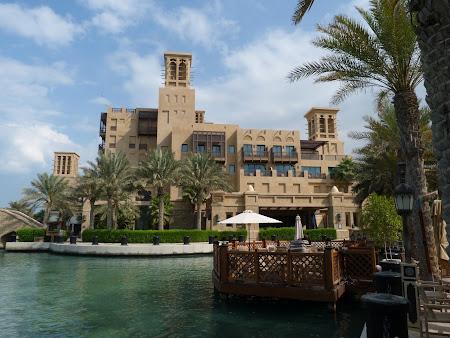 Cazare lux Dubai: Hotel Mena a Salaam