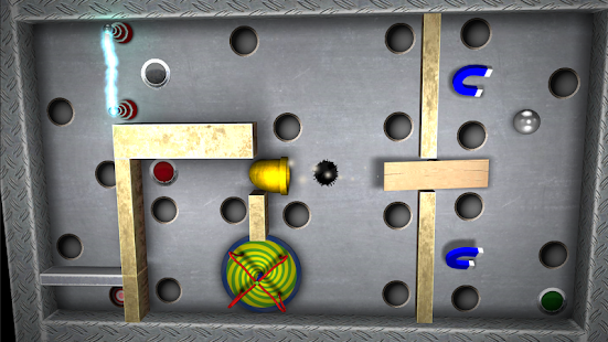 Crazy Labyrinth 3D - Lite- screenshot thumbnail