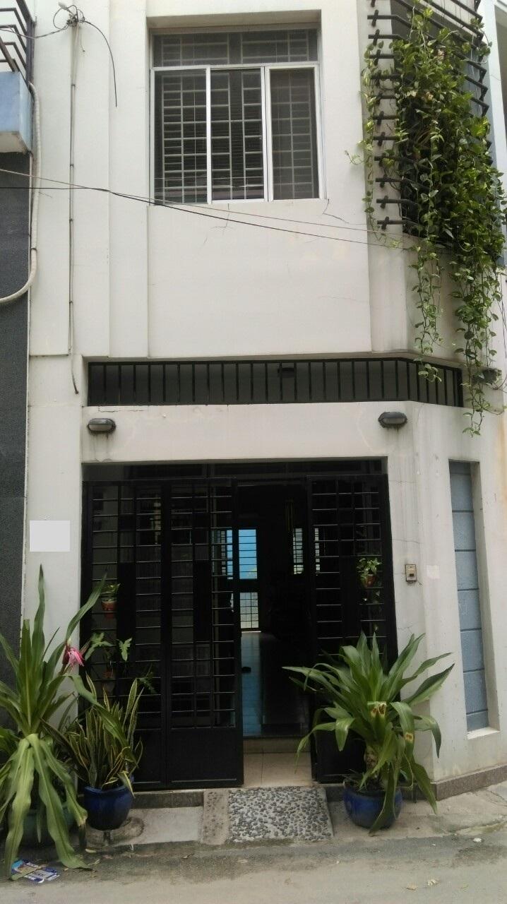 Bán Nhà Phố Mặt Tiền đường Trần Thủ Độ Quận Tân Phú 01