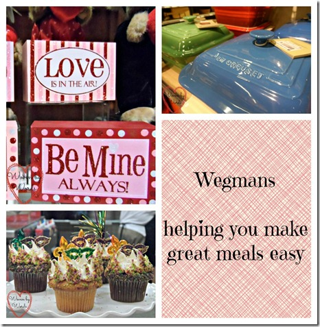 Wegmans helping you make great meals easy