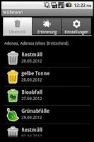 Screenshot of Müllmann