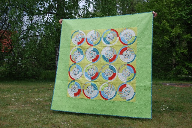 Ulrike S. Quilt