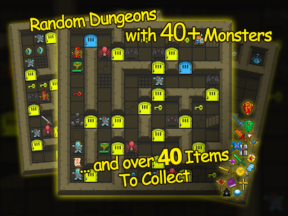 DungeonUp- screenshot thumbnail