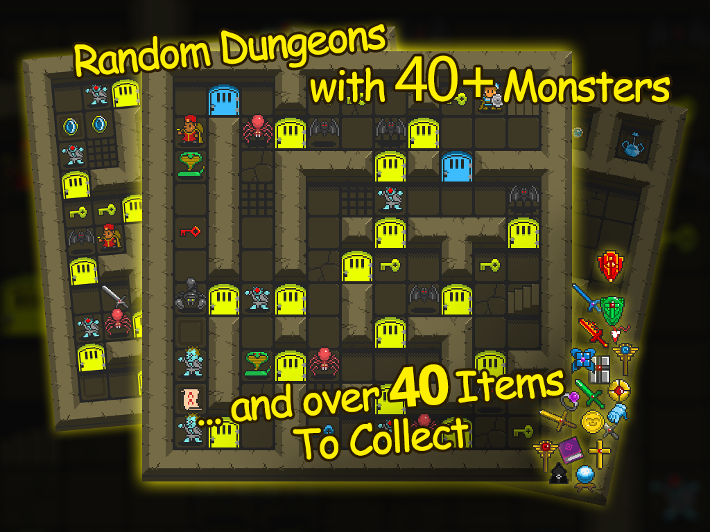 DungeonUp- screenshot