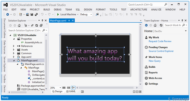 Visual Studio 2012 and  NET 4 5 now Available for Download