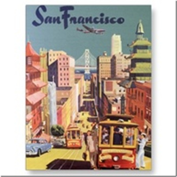 Welcome to San Francisco Poster Pinterest