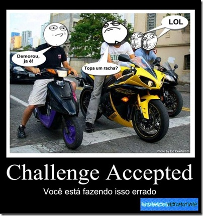 Challenge Accepted FAIL (1) pronto
