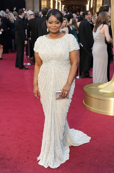 Octavia Spencer 84th Annual Academy Awards Arrivals