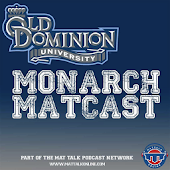 ODU Wrestling Monarch Matcast
