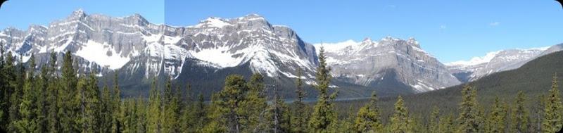 BanffNationalPark-Highway93-LakeAltrude-LakeLouise-PostHotel-TransCanadaHighway 5