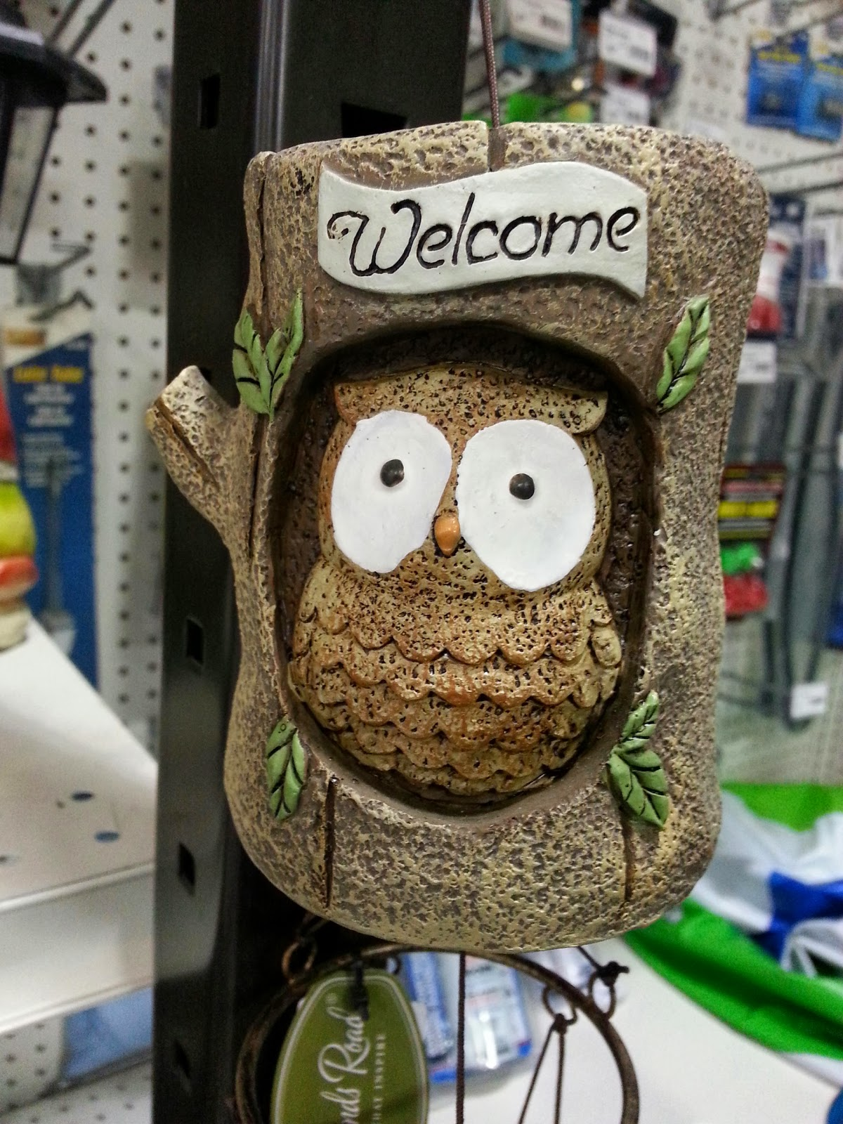 Uppity Owl: Whooty Finds
