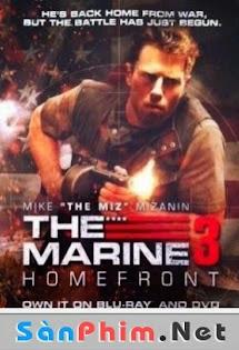 Lính Thủy Đánh Bộ 3: Đối Mặt Tử Thần -  The Marine 3: Homefront