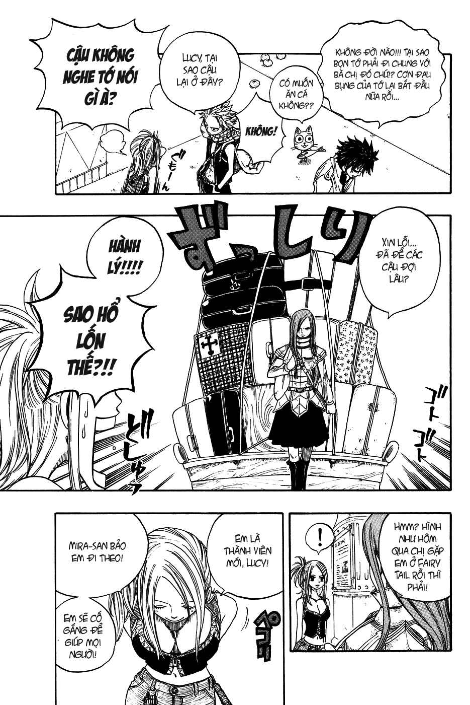 Fairy Tail Chap 11