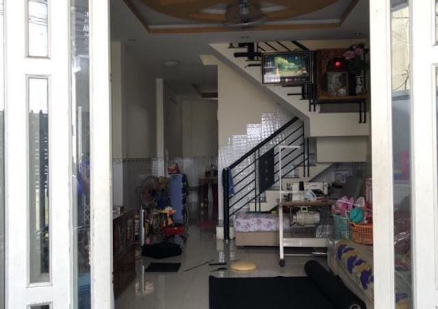 Bán nhà hẻm 4 mét Lũy Bán Bích Hòa Thạnh Tân Phú