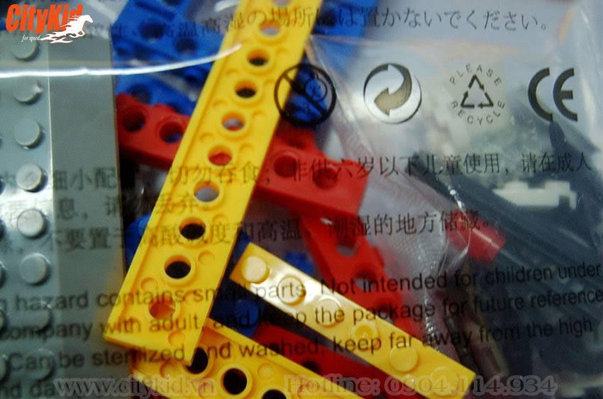 Đồ chơi mô hình vòng đu quay Wange 1301