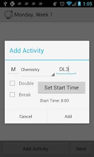Timetable+ - School Scheduler - screenshot thumbnail