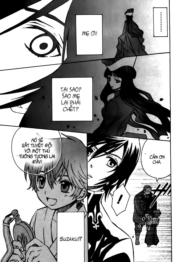 Code Geass: Lelouch Of The Rebellion Chap 013