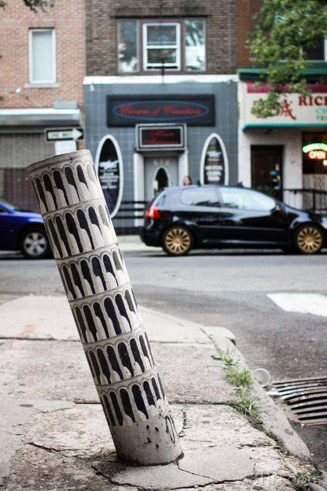 Một phần của nghệ thuật đường phố <3