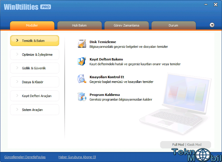 WinUtilities Professional Full