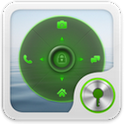 Green Locker Theme HD logo