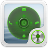 Green Locker Theme HD