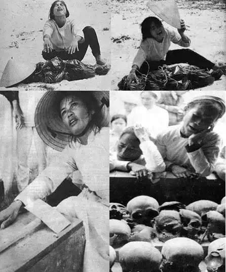Nỗi đau xé lòng của người dân Huế trong tết Mậu Thân 1968.