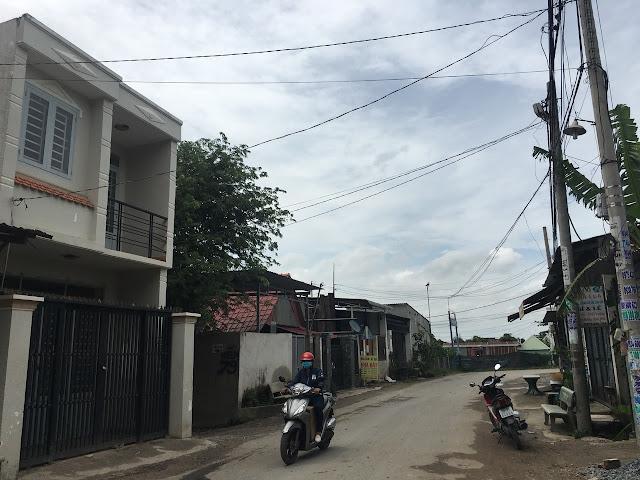 Bán nhà Vĩnh Lộc A Huyện Bình Chánh sổ chung giá rẻ 02