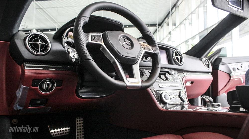 Xe Mercedes Benz SL350 AMG 09