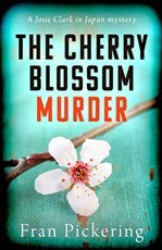 The Cherry Blossom Murder - Fran Pickering cover
