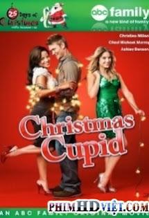 Thần Tình Yêu đêm Giáng Sinh - Christmas Cupid
