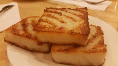 turnip cake, chinese dim sum